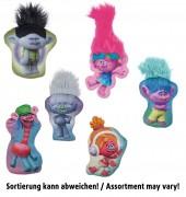 Trolls Kissen 25/35cm mit Haaren sortiert