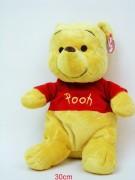 Winnie Pooh mit Beanies 27cm