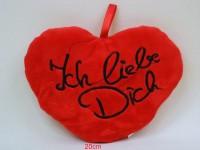 Herz ILD 20cm rot