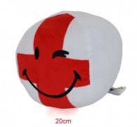 Plüschball Smiley World 20cm
