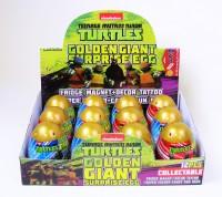 Surprise Egg Golden Giant Turtle 12 Stück