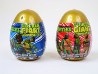 Surprise Egg Turtles 12 Stück MHD 05/20