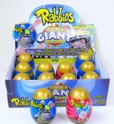 Surprise Egg Golden Rabbids 12 Stück