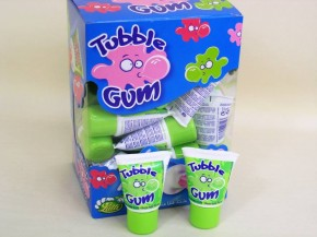 Tubble Gum Apfel 36 Stück MHD 1/19