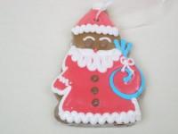 Lebkuchen Weihnachtsmann