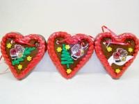 Lebkuchen Weihnachtsherz Oblate 60gr