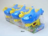 Wasserpistole Hai mit Bonbons 6x5gr.