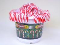 Zuckerstange Cane 28gr 96 Stück Erdbeer