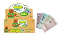 Mampfi Esspapier Geldscheine 120 Stück