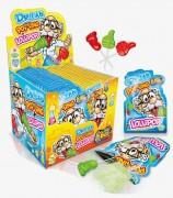 Popping Candy mit Lolli 36 Stück
