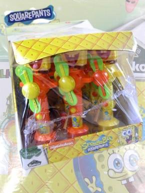Candy Ventilator Sponge Bob 12 Stück MHD 5/19