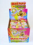 Monster Wunderball am Stiel Fruity Mix 15x80gr