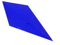 Spitztüten 125gr blau 1000 Stück