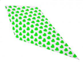 Spitztüten 250gr Herz grün 1000 Stück