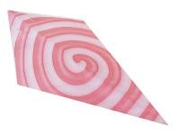 Spitztüten 125gr Candy rot 1000 Stück