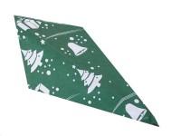 Spitztüten 250gr Weihnachten grün 1000 Stück
