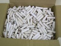 Ton-Röhrchen 5cm Karton
